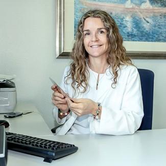 Leticia Lazzaletta, ginecologa Palma