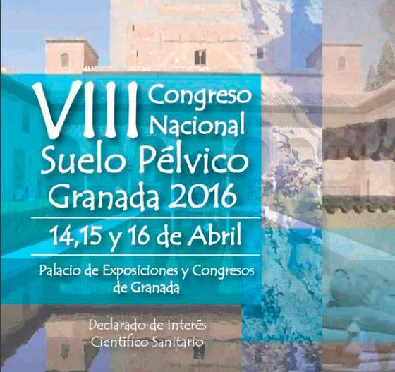 VIII Congreso Nacional Suelo Pélvico