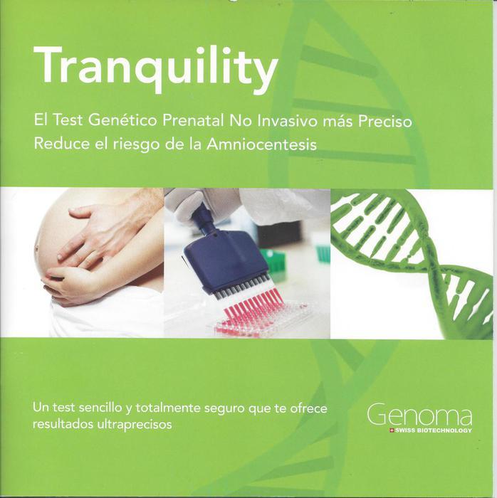 Test no invasivo de ADN Fetal