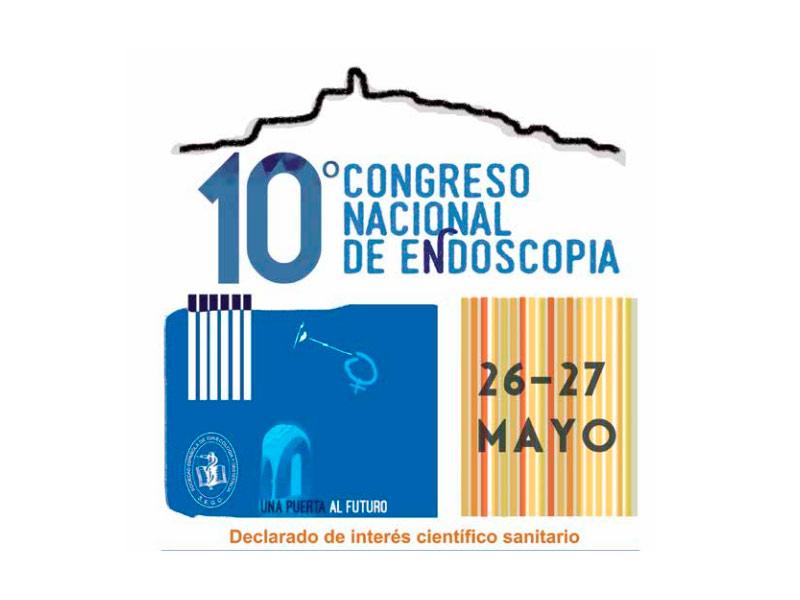 10º Congreso Nacional de Endoscopía