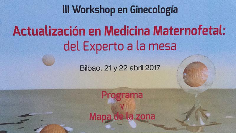 III Workshop de Ginecología en Bilbao