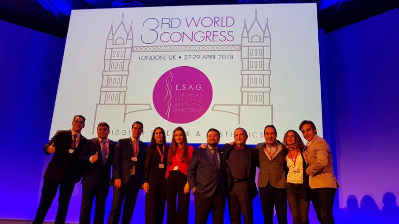 3º Congreso Mundial de ESAG