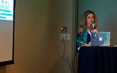 Ponente del II Congreso Intercontinental de medicina antienvejecimiento y medicina estética