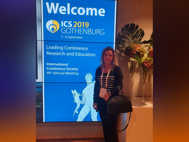 ICS 2019 – INTERNATIONAL CONTINENCE SOCIETY