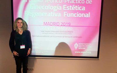 III Curso teórico – práctico de Ginecología Estética Regenerativa Funcional