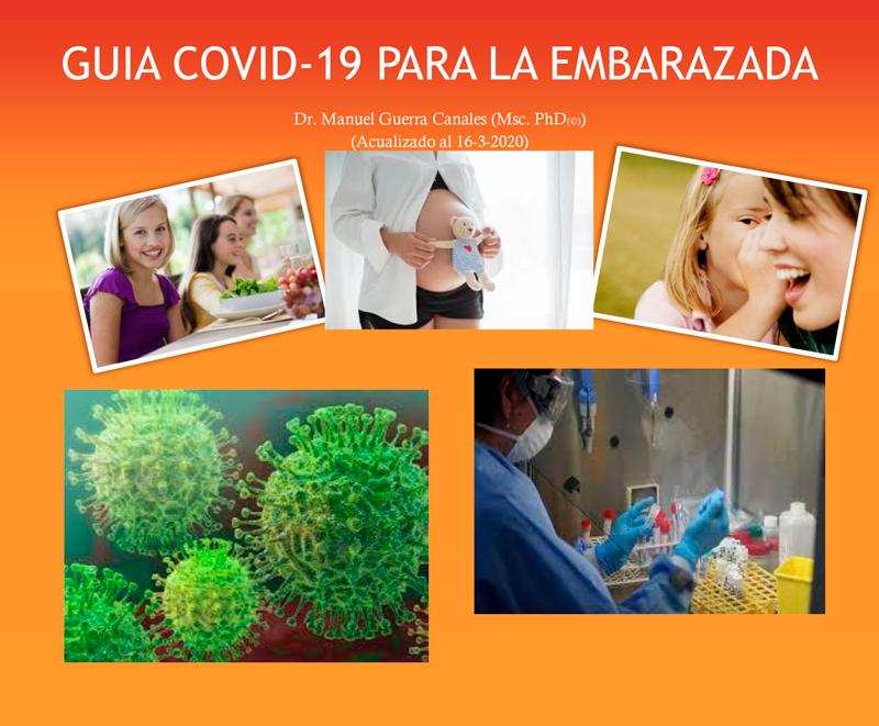 Guía del COVID-19 para la embarazada (Actualizado el 16/03/2020)
