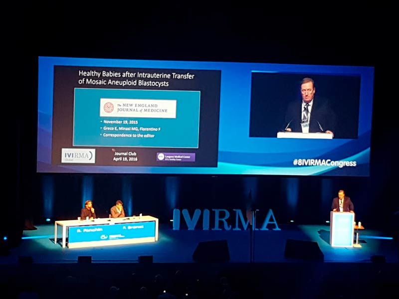 8th IVIRMA Congress 2019